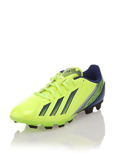Blau Gelb F5 FG adidas TRX J Fußballschuh Ywx6FcPzqv