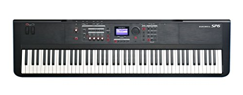 Kurzweil Music Systems SP6 88-Key Stage Piano with Fully-Wei
