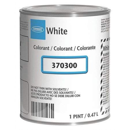 Colorant, 1 pt, White