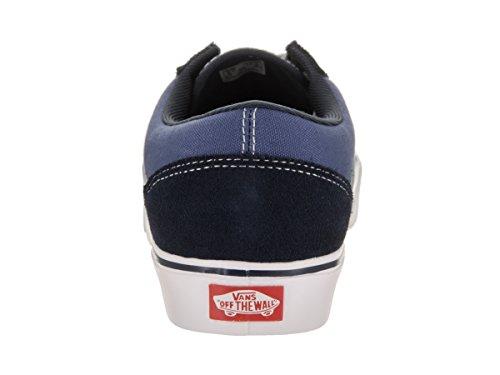 Bestelwagens Unisex Old Skool Lite (suede / Canvas) Skate Schoen Blauw