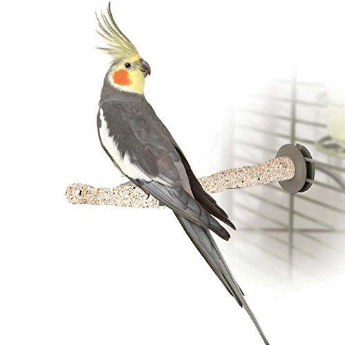 K&H Sand Thermo-Perch Heated Bird Perch - Small 10.5