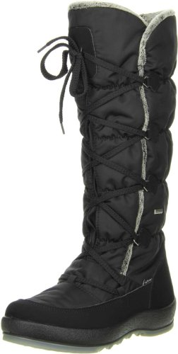 Vista 11-00413 Schwarz - Botas De Nieve de material sintético mujer negro - negro