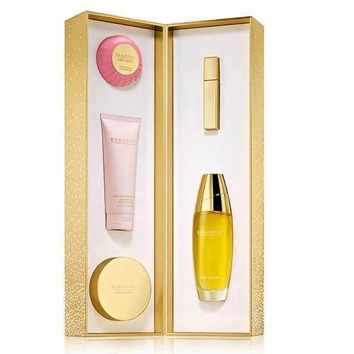 Este Lauder Beautiful Ultimate Luxuries Gift Set by Estee Lauder