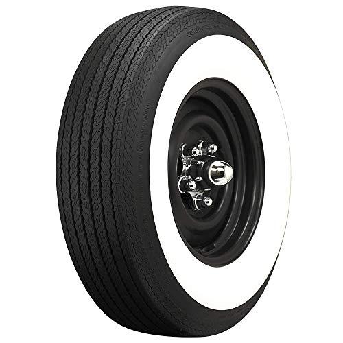 Coker Tire 55480 Coker Classic 2 1/4 Inch Whitewall G78-14