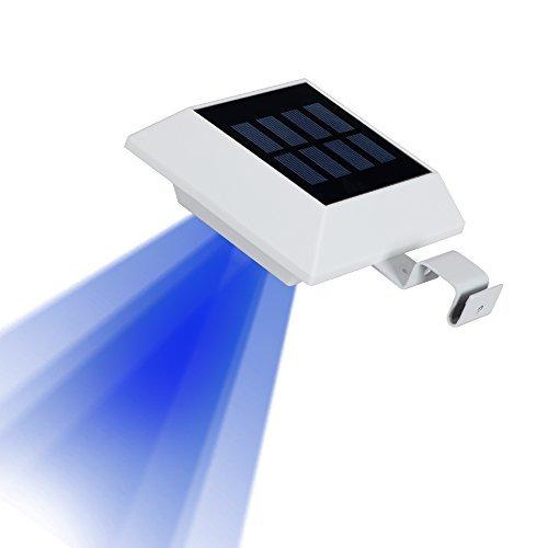 Blue Light Solar Cell