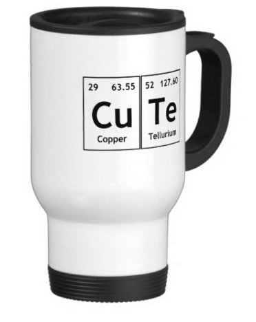 Amazon yuiekim cute chemistry periodic table words element yuiekim cute chemistry periodic table words element symbol stainless steel 14oz travel mug coffee mug urtaz Gallery