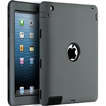 Amazon.com: OtterBox Defender Series Case for iPad 2/3/4 ...