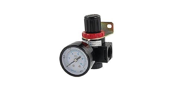 eDealMax BR 4000 regulador del compresor de gas Aire Fuente Tratamiento neumática - - Amazon.com