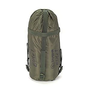 Snugpak Softie Elite 1 Sleeping Bag, Olive
