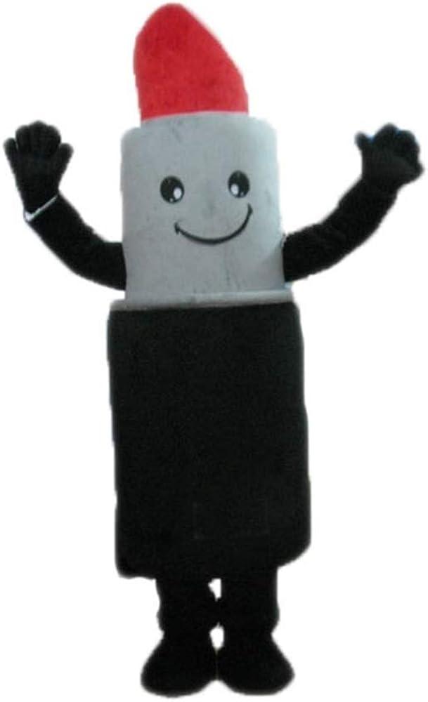 Black Lipstick Mascot Costume for Advertising Custom Mascots Production Deguisement Mascotte