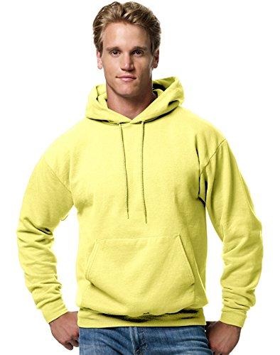 Sudadera con capucha EcoSmart Fleece para hombre de Hanes, Amarillo, 3XL
