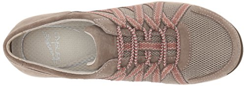Dansko Womens Honor Sneaker In Nappa Scamosciata