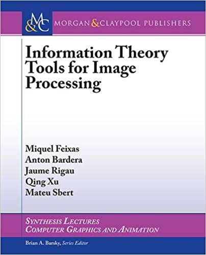 Information Theory Tools for Image Processing (Synthesis Lectures on Computer Graphics and Animation)
