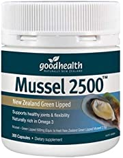 Green Liped Mussel 2500 New Zealand