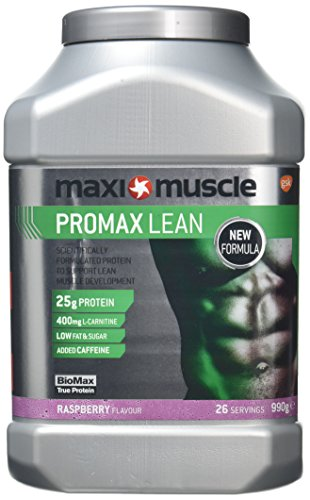 Maximuscle Promax Lean Protein Powder Formulated to Build Lean Muscle,...