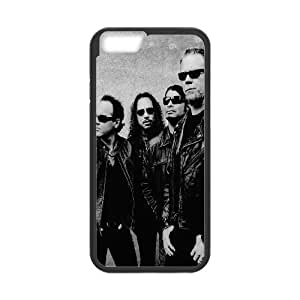 Metallica Band Members iPhone 6 4.7 Inch Cell Phone Case Black toy pxf005_5826861