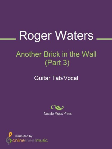 Another Brick in the Wall (Part 3)