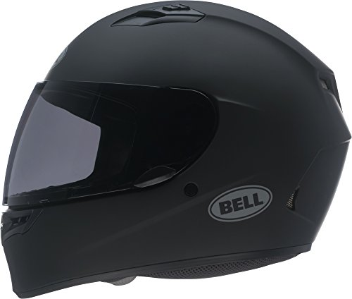 Bell Qualifier Full-Face Motorcycle Helmet (Solid Matte Black, Medium)