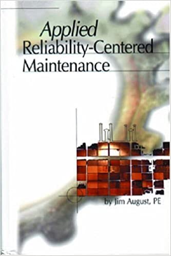 Applied Reliability Centered Maintenance por Jim August epub