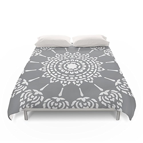 Society6 Thai Mandala Duvet Covers King: 104'' x 88'' by Society6