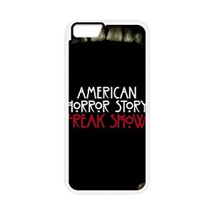 "TOSOUL Cover Shell Phone Case American Horror Story For iPhone 6 Plus (5.5"")"