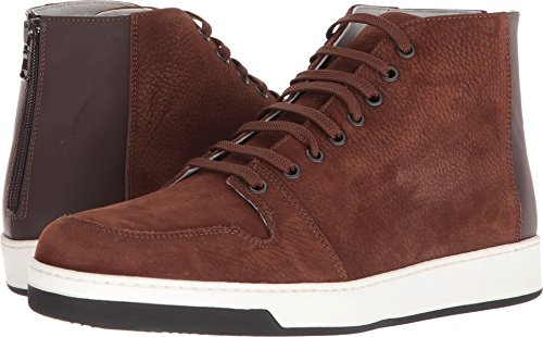Bugatchi Menns Sneaker Brun