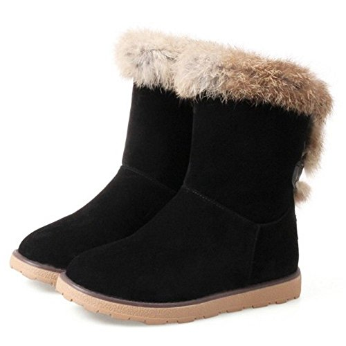 Pull Boots KemeKiss On Women Black pgwqR