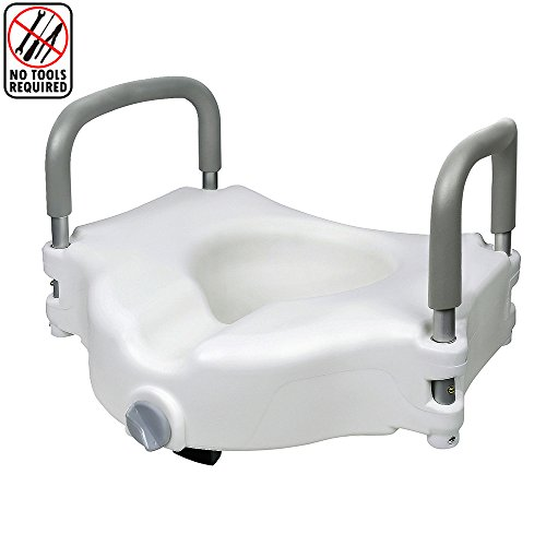 JCMASTER Elevated Removable Standard Handicapped