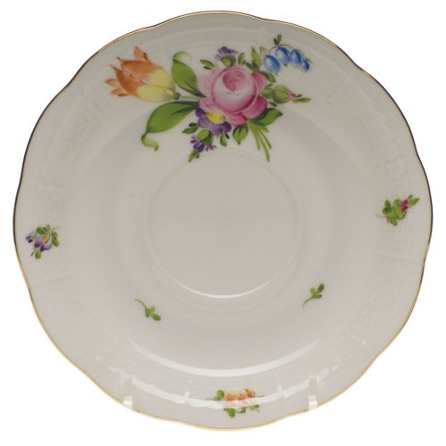 Herend Printemps Tea Saucer Motif #1 by Herend