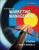 img - for A Preface to Marketing Management by J. Paul Peter (2014-02-04) book / textbook / text book