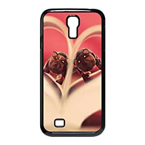 Samsung Galaxy S4 Case, Love 32 Elegant Case for Samsung Galaxy S4 {Black}