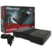 Pioneer Car Under Seat Super Slim Powered Subwoofer Enclosed 150 Watts