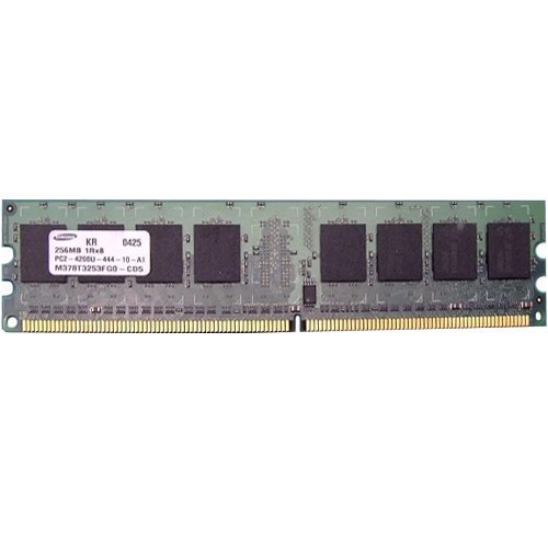 6800 Gpu Geforce Nvidia (Samsung DDR2 256MB PC4200 NonECC MEMORY MODULE M378T3253FG0-CD5)