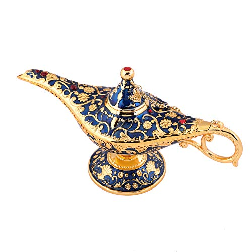 Genies Lamp - Gusnilo Collectable Rare Legend Aladdin Magic