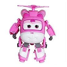 EastVita Auldey Super Wings Deformation Robot-Dizzy