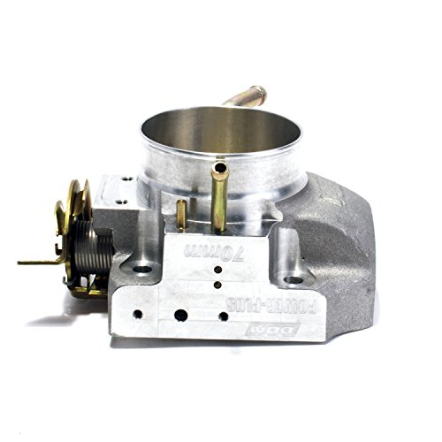 BBK 1547 70mm Throttle Body - High Flow Power Plus Series for Honda/Integra 1.5/1.6L