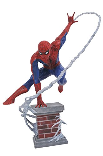Diamond Select Toys Marvel Premier Collection: Spider-Man Resin - Premier Collection