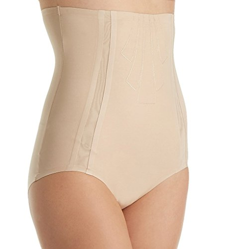 Chantelle Shape Light Smoothing High Waist Brief Panty (2857) M/Nude