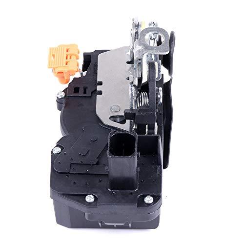 (SCITOO Power Door Lock Actuators Rear Left Door Latch Replacement Fits for 2008-2014 Cadillac CTS)