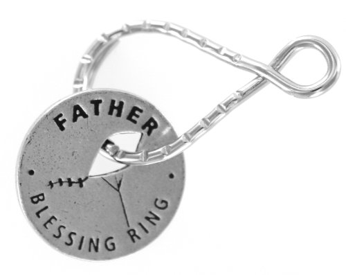 father-guardian-brave-strong-fathers-day-blessing-ring-keychain