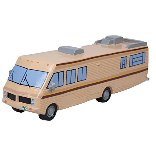 Breaking Bad Incense Burner - 1986 Fleetwood Bounder RV Replica - Burn Incense Cones or Bricks