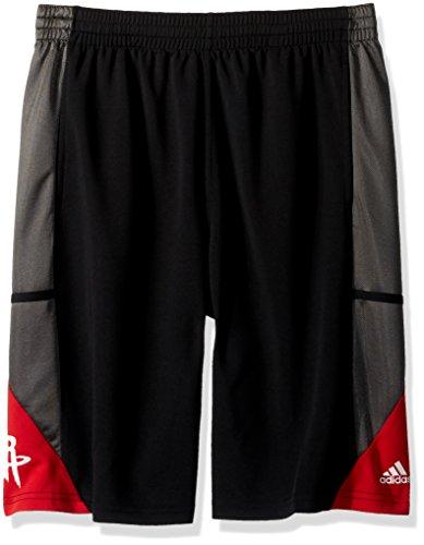 NBA Youth 8-20 Houston Rockets Tip Off Short-Black-XL(18)