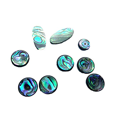 Abalone Button - 8