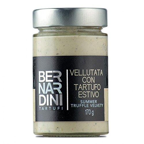 Bernardini Tartufi Grana Padano Crema Suave de Queso y Trufa de Verano - 170 gr