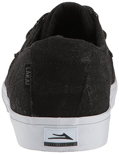 Lakai Limited Footwear Mens Daly Black Camo Textile
