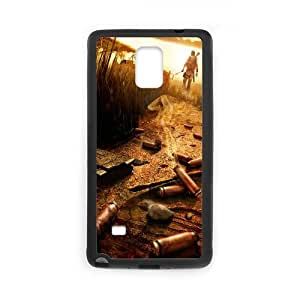 Far Cry 2 Game 7 Samsung Galaxy Note 4 Cell Phone Case Black WON6189218977930
