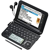 Sharp PW-A7300-B (Black) Touch Panel Japanese Electronic Dictionary (Japan Import)