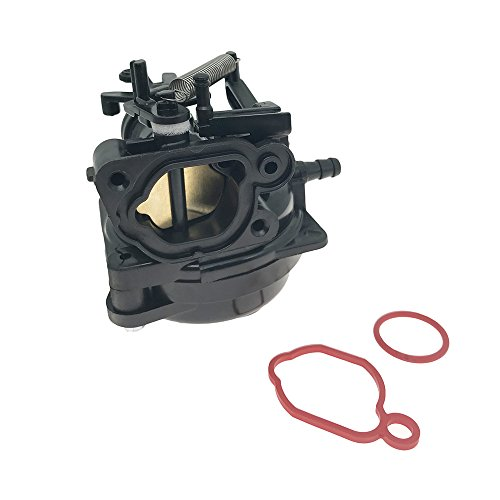 New 799583 Carburetor Carb Replacement with Mounting Gasket Kit for Most Briggs & Stratton 09P602 9P602 500E Vertical ()