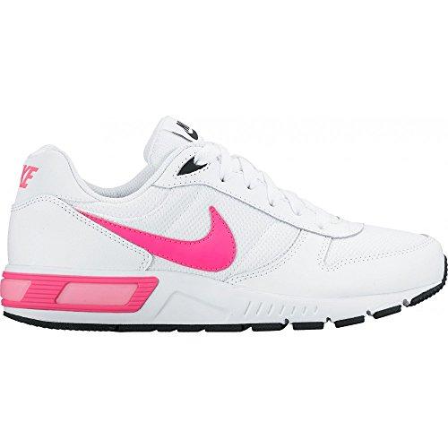 De white Mujer Blast black Pink Running Para gs Nightgazer Blanco Nike Zapatillas wq6Z7tx