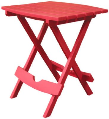 Quik Fold Side Table - 8